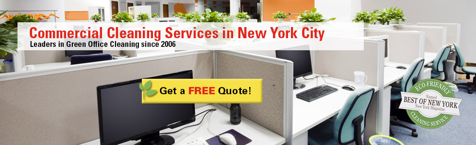 commercial cleaning in nyc