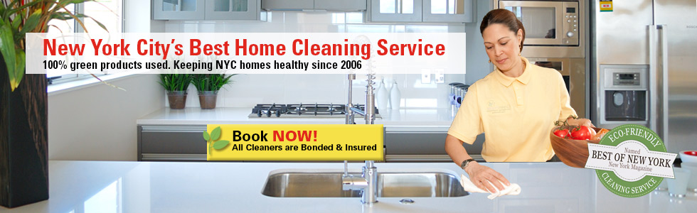 residential cleaning in new york