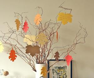 Create a Thankful Tree