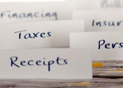 Organize Taxes