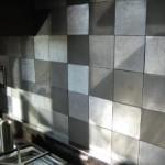 recycled-aluminum-tile-backsplash