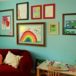 artwall_theartfulparent_organizing_throwawaykidsart_dallasmomsblog