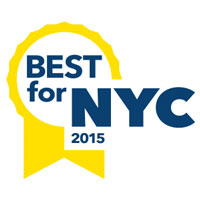 Best for NYC 2015