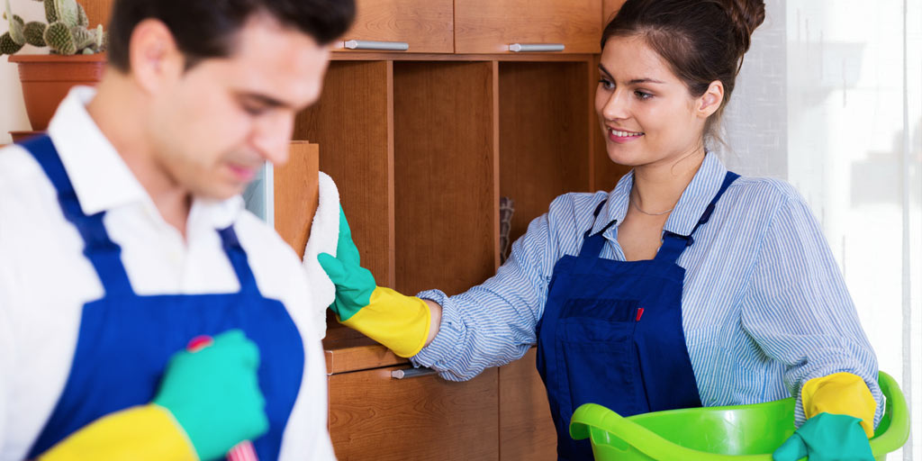 Commercial Cleaning NYC